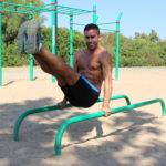 Clasificación de ejercicios de Calistenia Street Workout